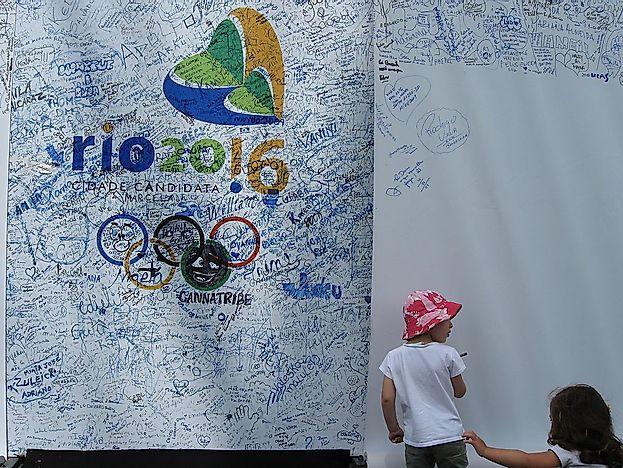 7 2016 summer olympics
