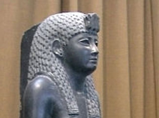 So, Cleopatra Lived Closer In Time To The First Lunar Landing Than The Great Pyramids?