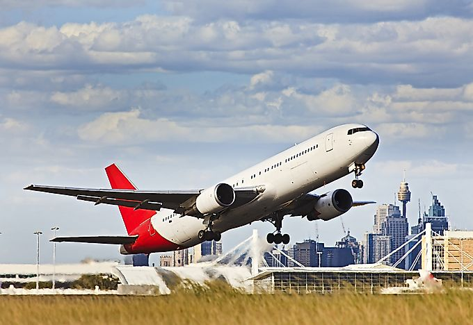 The Busiest Airports Of Australia