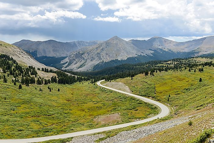 #2 Continental Divide National Scenic Trail