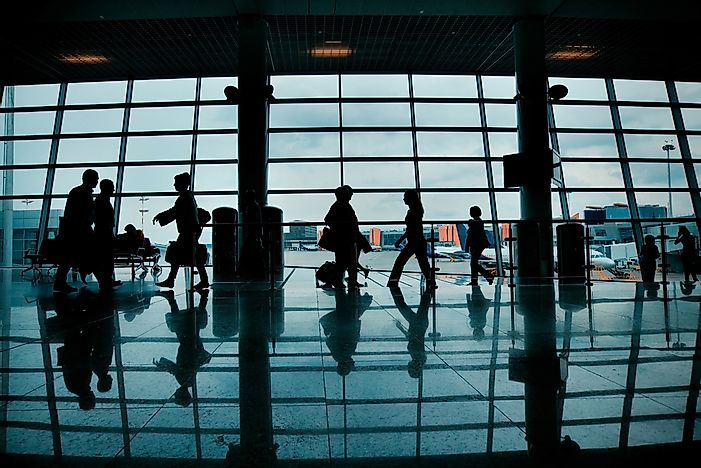 The Busiest Airports In Russia
