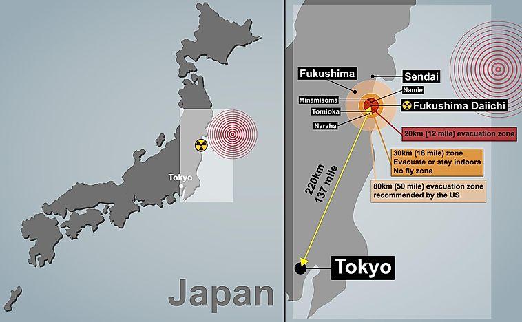 Худшие ядерные катастрофы всех времен.