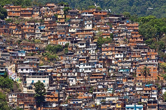 what are the favelas of brazil worldatlas com