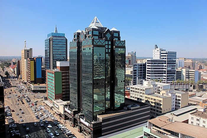 What Is the Capital of Zimbabwe?