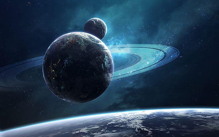 The Rings Of Jupiter Worldatlas Com