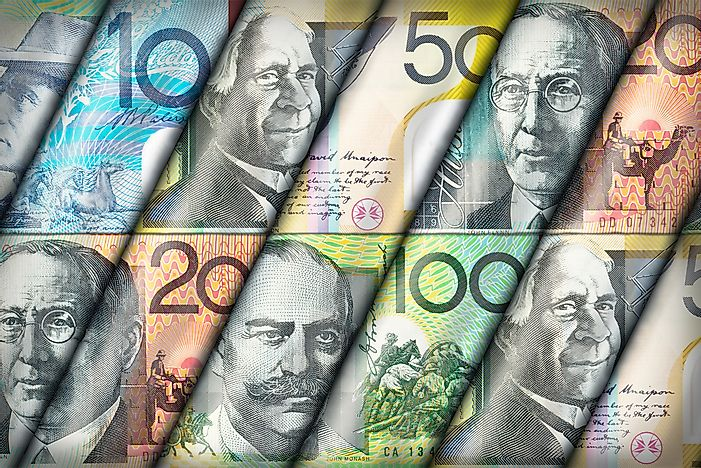 What is the Currency of Australia?