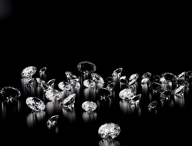 Where Do Most of the World's Diamonds Come From?