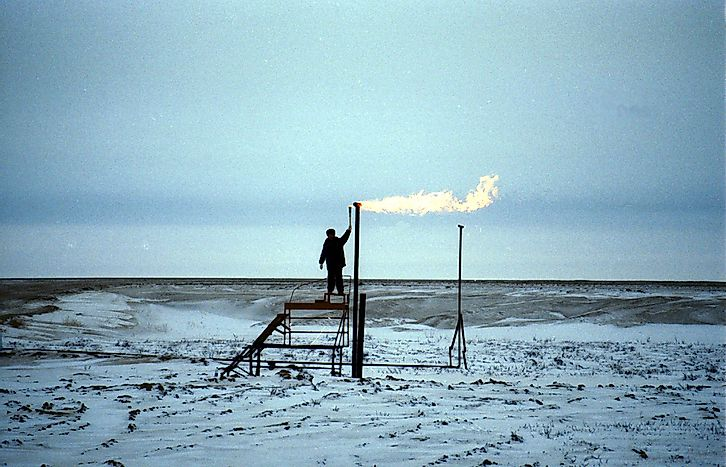 The Largest Natural Gas Fields In The World