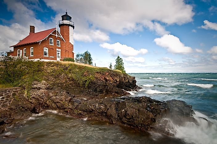 #3 Eagle Harbor Light
