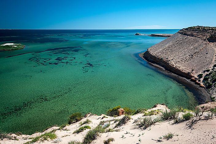Australia's Most Famous Geographical Features - WorldAtlas com