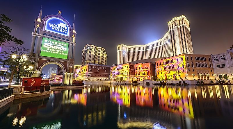 the largest casino in the world
