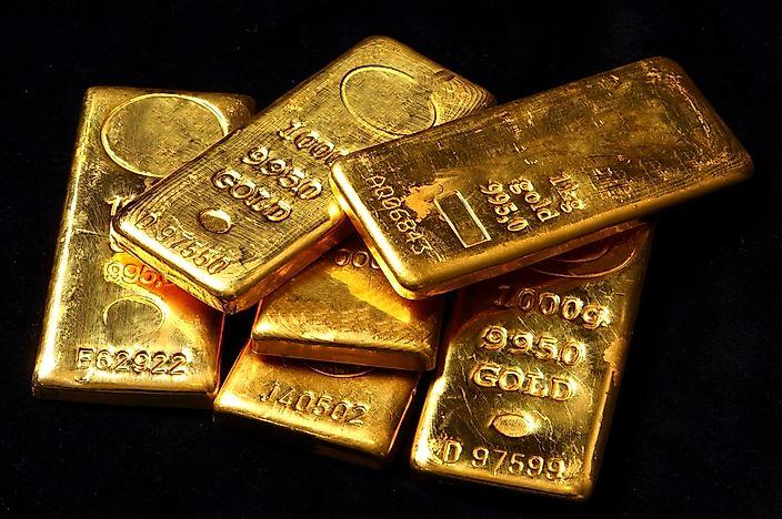 Для чего используется золото?