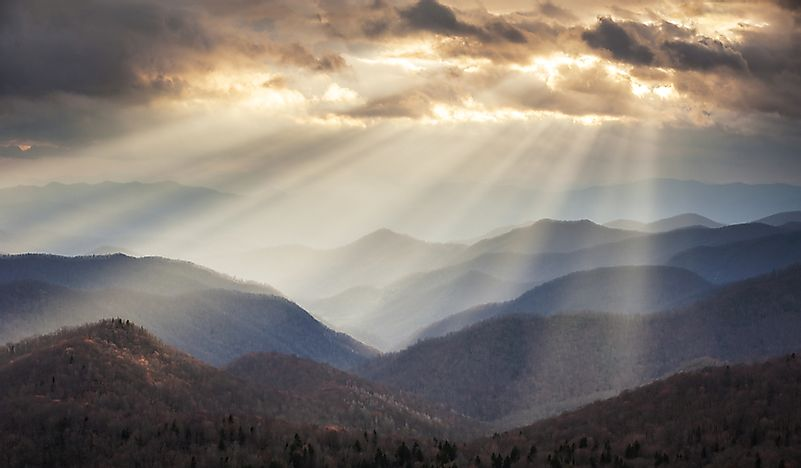 What Are Crepuscular Rays?