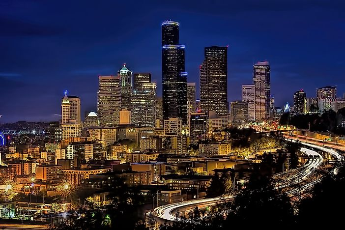 #6 Seattle-Tacoma-Bellevue, WA - GDP Per Capita: $75,874 USD