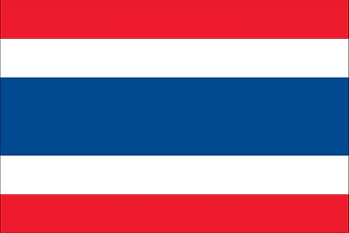 What Do The Colors And Symbols Of The Flag Of Thailand Mean
