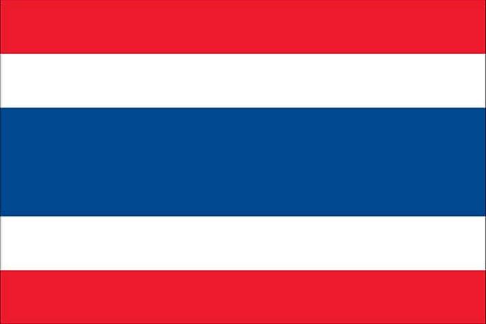 Image result for Thailand Flag