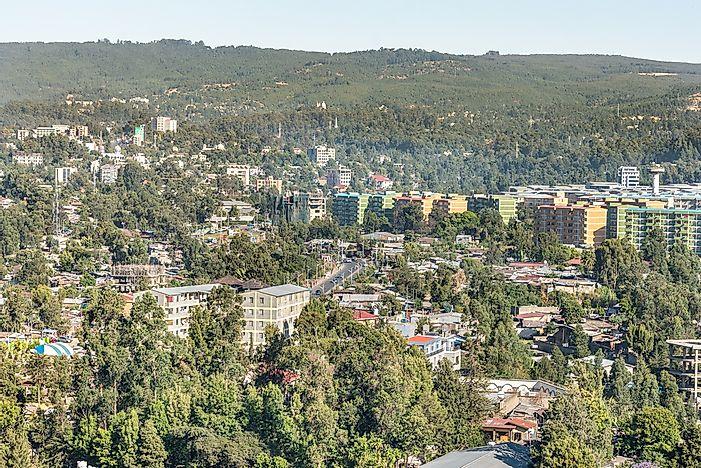 #8 Ethiopia