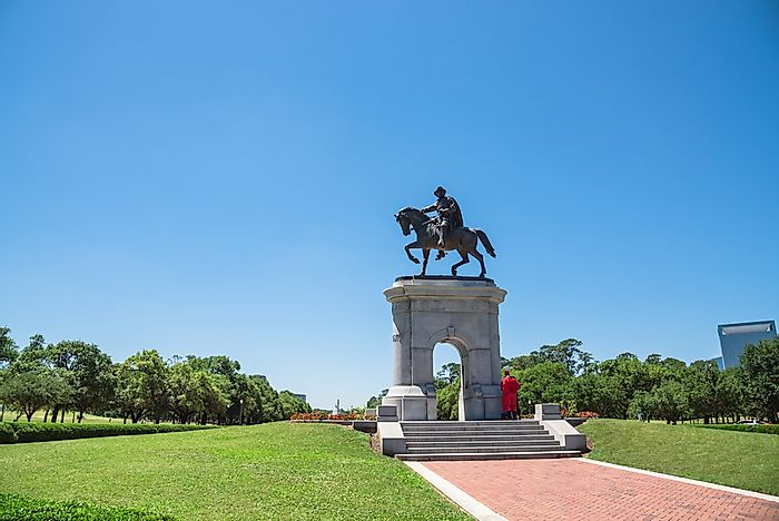 #10 Hermann Park, Houston (5.36 million visitors)