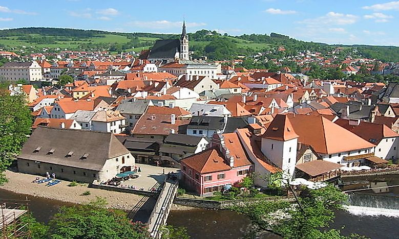 UNESCO World Heritage Sites In The Czech Republic (Czechia)
