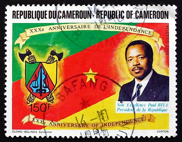 The Presidents Of Cameroon