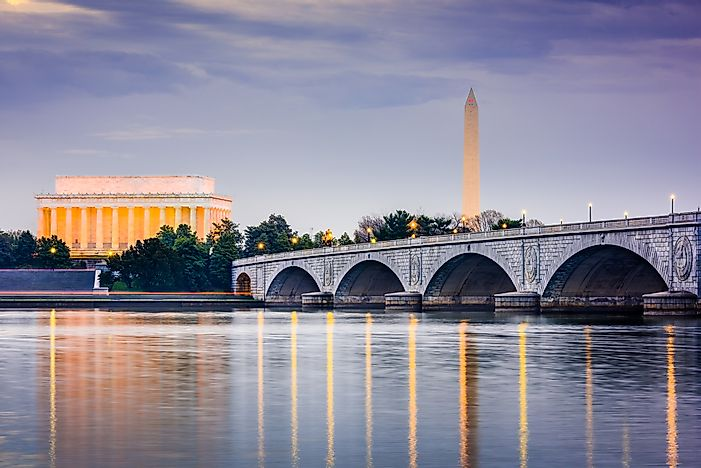 #8 Washington DC - The Greenest Cities in North America