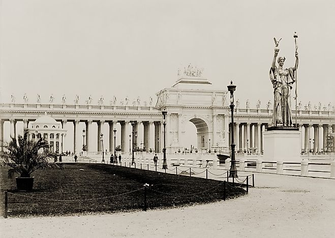 #1 Honorable Mention: World's Columbian Exposition