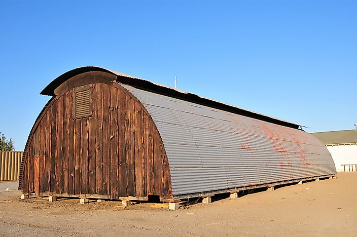 What Is a Quonset Hut?