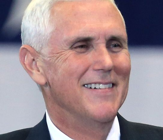 Mike Pence - Indiana Governor And 2016 U.S. Vice Presidential Nominee
