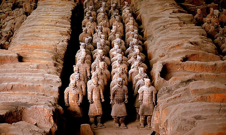 #1 Terra Cotta Warriors