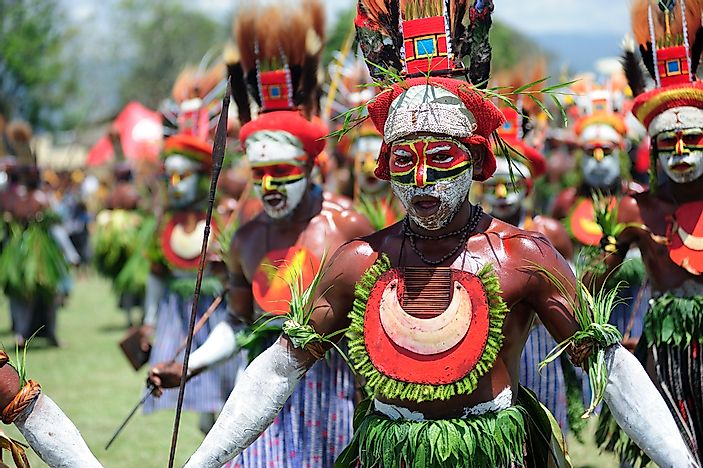 What Is The Culture Of Papua New Guinea?