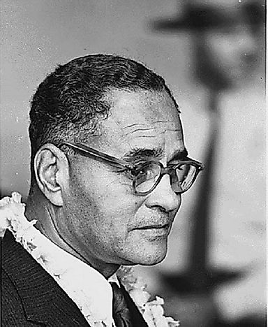 Dr. Ralph Johnson Bunche - Important Figures in US History