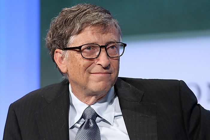 Bill Gates Biography - WorldAtlas com