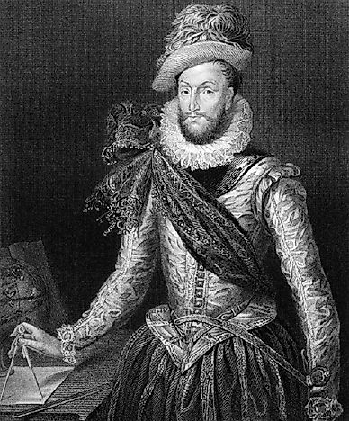 Sir Walter Raleigh - Famous Explorers of the World