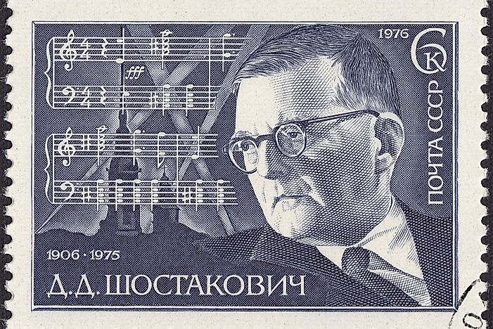 Dmitri Shostakovich - Famous Composers in History