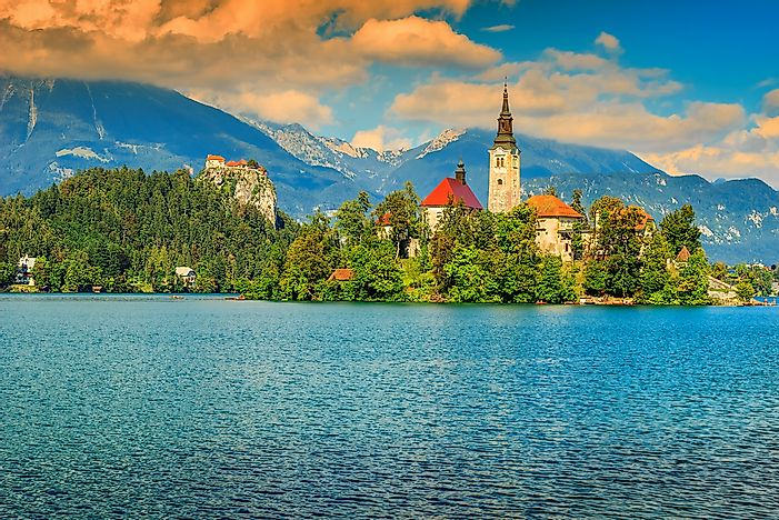The Major Religions in Slovenia