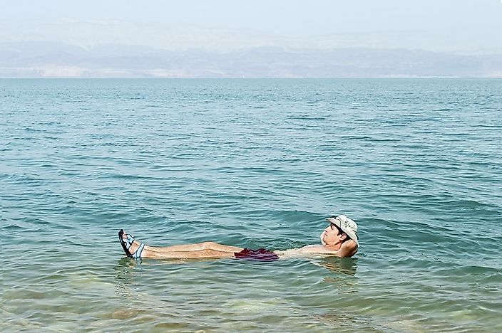 The Dead Sea: Float Upon The Water And Find Bodily Healing