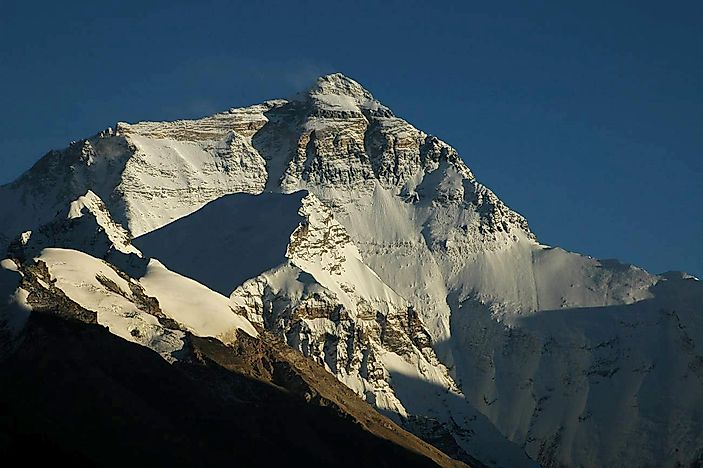 #1 Mount Everest