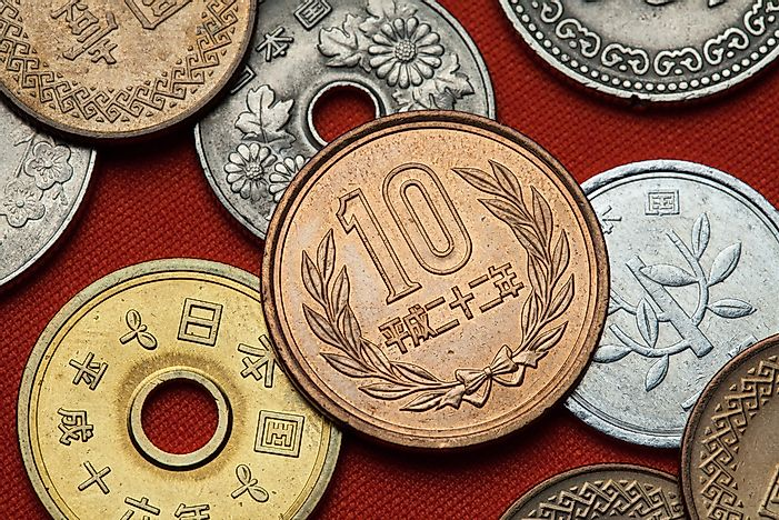 What is the Currency of Japan?