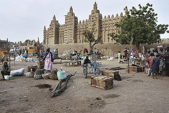 Djenné-Djenno Of Ancient Mali