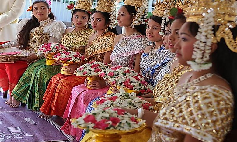 Ethnic Groups In Cambodia