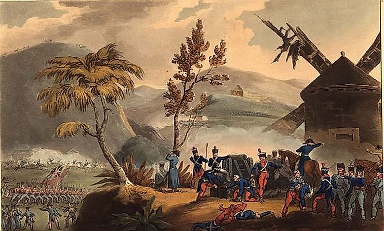 #8 Battle of Roliça (August of 1808) -