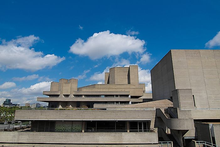 The Royal National Theatre, London.