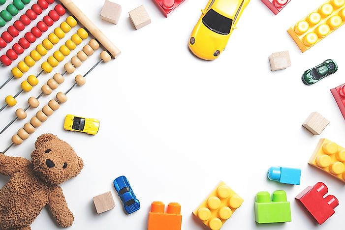 7 Countries That Spend Most On Toys - How Much Should You Spend On Your Kids?