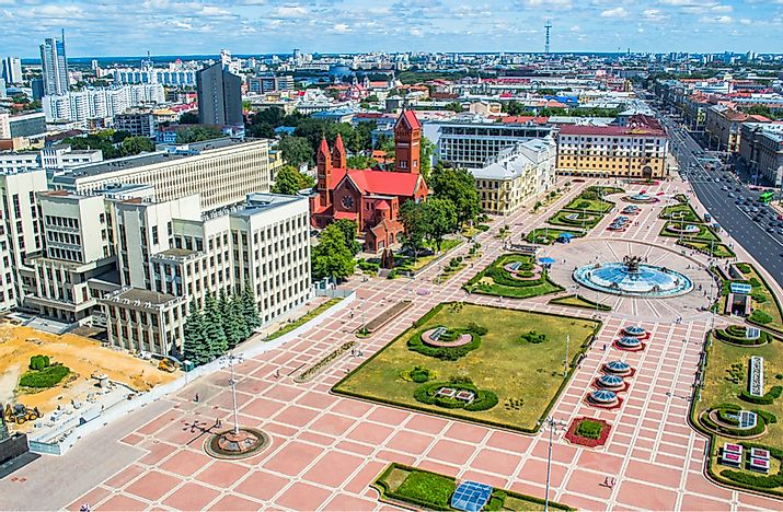 What Is the Capital of Belarus?