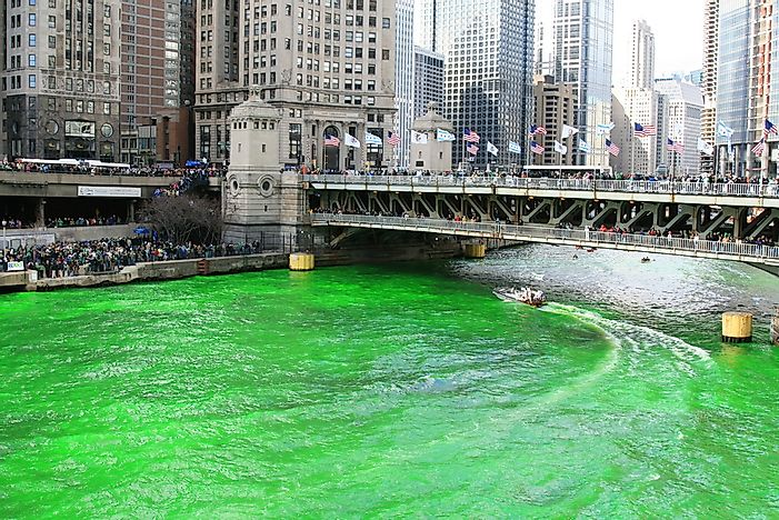Cities With the Largest Saint Patrick's Day Celebrations