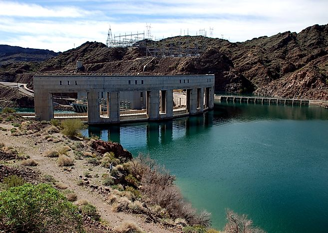 How Many Dams Are There On The Colorado River?