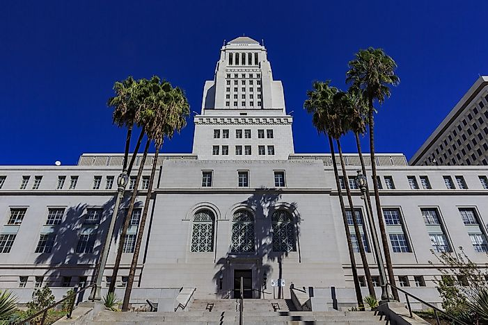 #3 Los Angeles City Hall