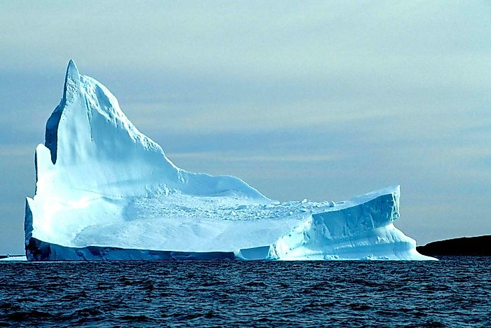 How Do Icebergs Form?