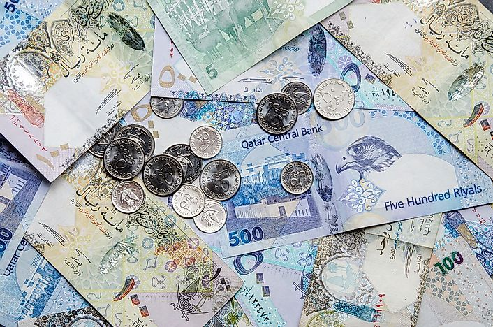 What is the Currency of Qatar?