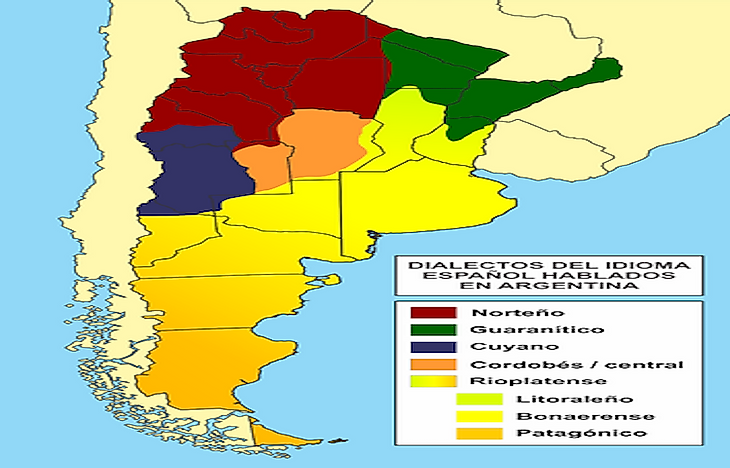 What Languages Are Spoken In Argentina WorldAtlascom - Languages spoken by country